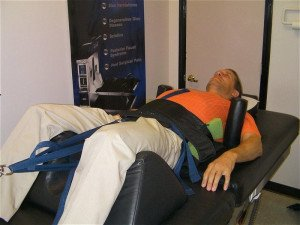 lumbar spinal decompression therapy