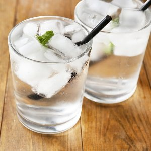 drink ice-cold water frequently