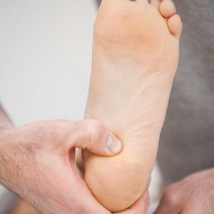 treating chronic foot pain